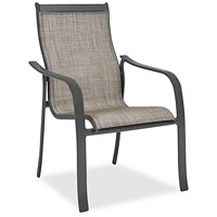 Deals on Reyna Aluminum Outdoor Dining Chair