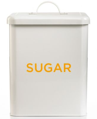 Martha Stewart Collection Food Storage Canister, Vintage