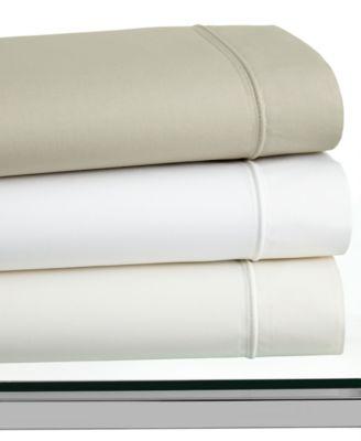 CLOSEOUT! Calvin Klein Home Briar Queen Fitted Sheet