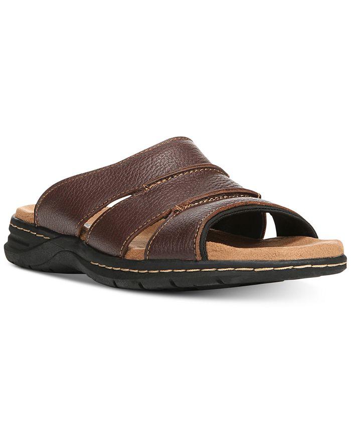 Dr. Scholl's - Men's Gordon Leather Slides