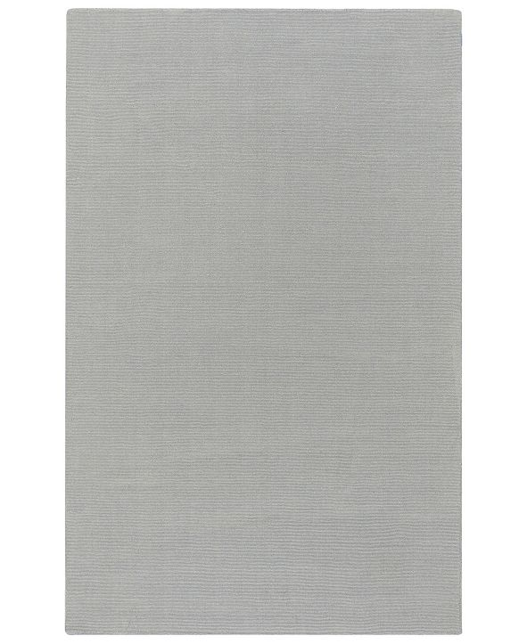 Surya Mystique M-211 Medium Gray 6' x 9' Area Rug
