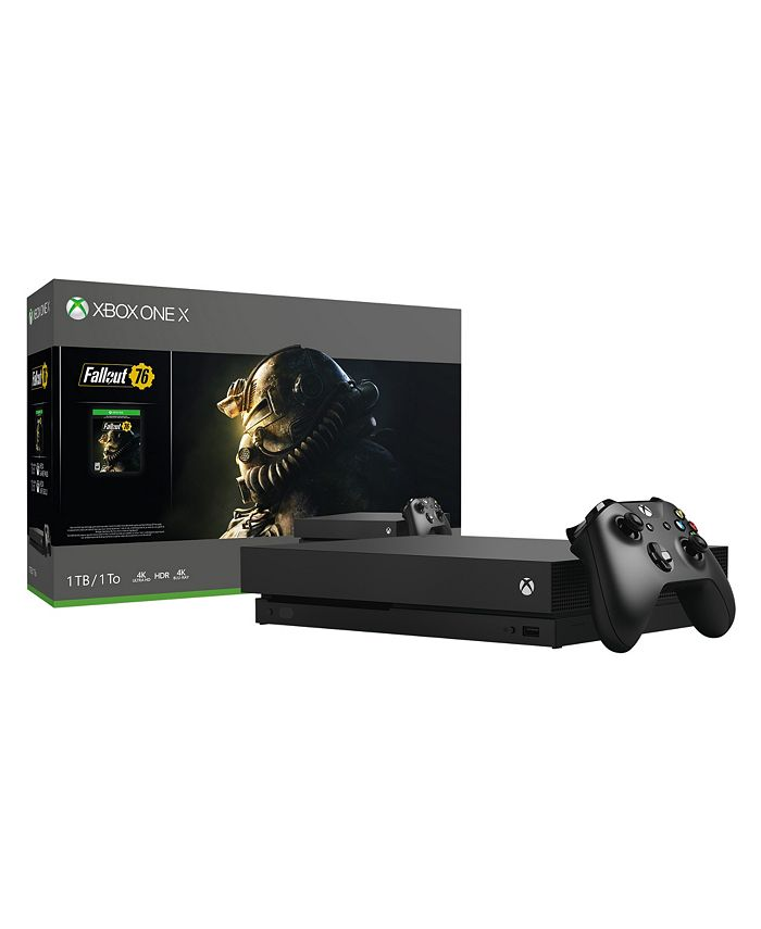 Xbox - One X Fallout 76 Bundle