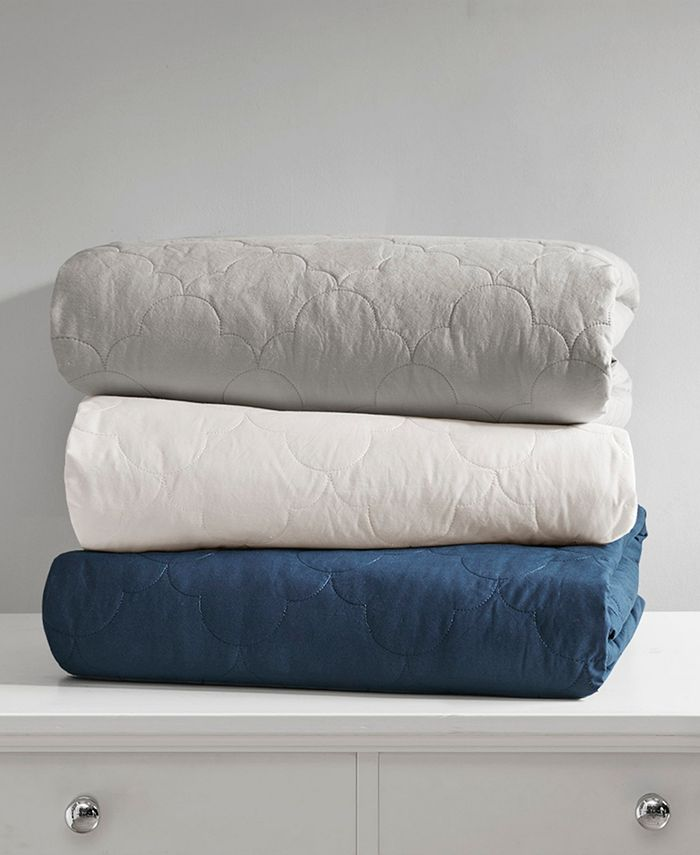 Beautyrest - Deluxe Quilted Cotton Weighted Blanket Collection