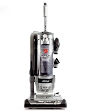 Hoover UH70040W Upright Cyclonic Vacuum