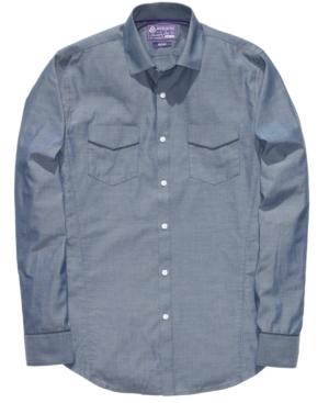 American Rag Shirt, Long Sleeve Woven Shirt