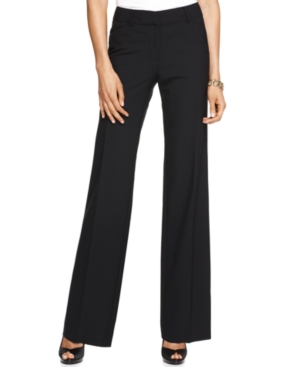 Anne Klein Pants, Bootcut Leg Trousers