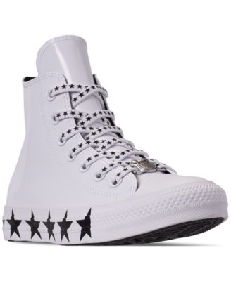 x Miley Cyrus High Top Casual Sneakers