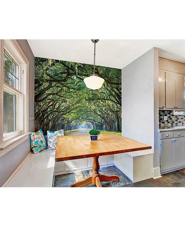 Brewster Home Fashions Ye Old Trees Wall Mural