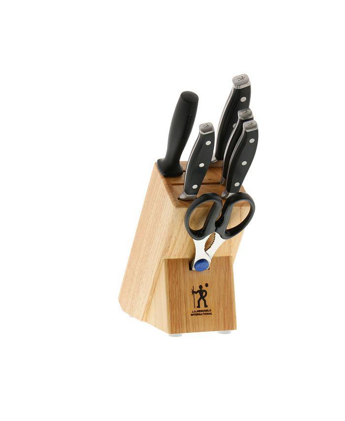 J.A. Henckels - International Forged Premio 7-Pc. Cutlery Set