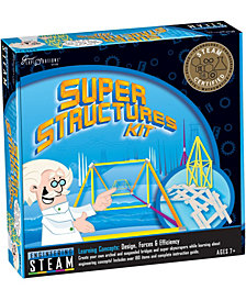 STEAM Learning System, Engineering- Super Structures Kit