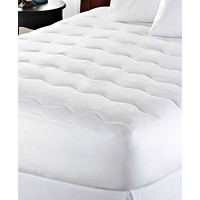 Deals on Kathy Ireland Waterproof Twin Mattress Pad
