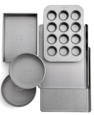 USA Pan Bakeware, 6 Piece Set