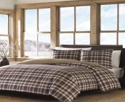 Port Gamble Dusted Indigo Twin Comforter Set