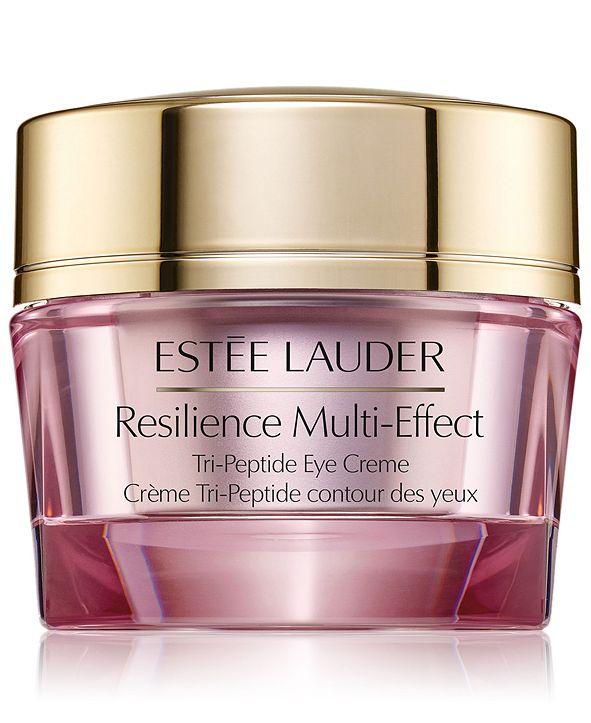 Estee Lauder Resilience Multi-Effect Tri-Peptide Eye Creme, 0.5-oz.