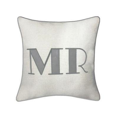 Celebrations Pillow Embroidered Appliqued