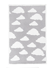 Tadpoles Ultra-Soft Printed Chenille Baby Blanket