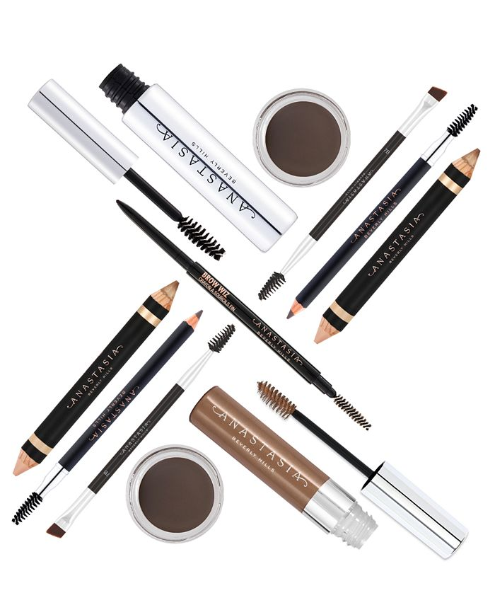 Anastasia Beverly Hills - Five Steps to Perfect Brows