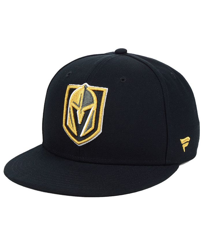 Authentic NHL Headwear - Basic Fan Fitted Cap
