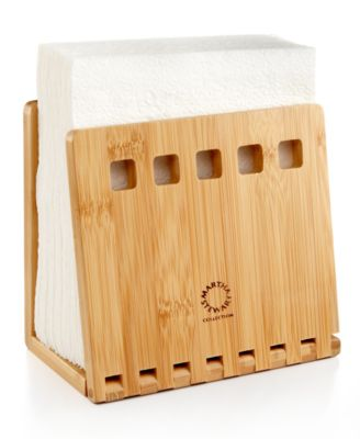 Martha Stewart Collection Bamboo Napkin Holder