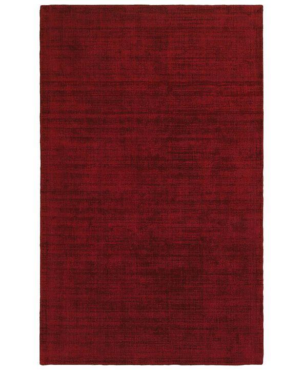 Oriental Weavers Mira 35107 Red/Red 10' x 13' Area Rug