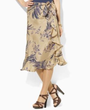 Lauren by Ralph Lauren Skirt, Ludine Silk Sarong