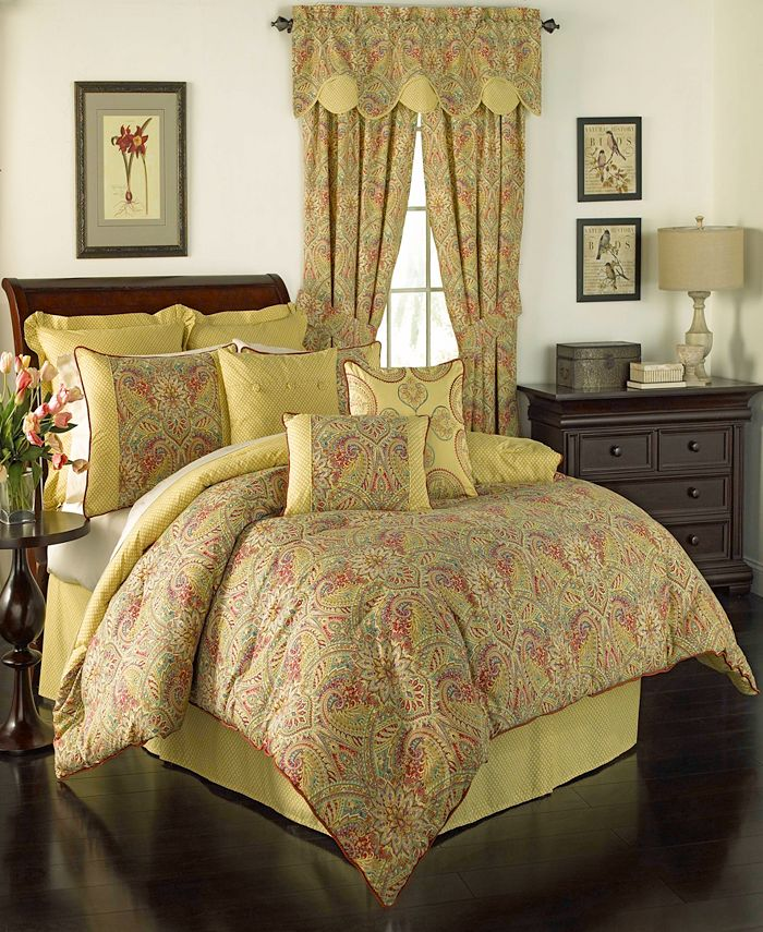 Waverly - Swept Away 4 Piece Bedding Collection