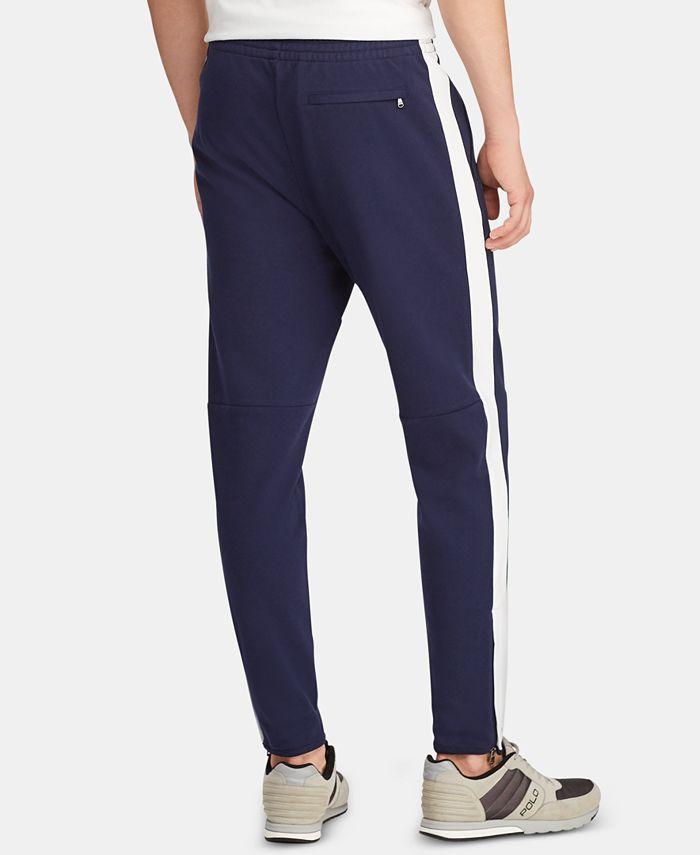 Men's Big & Tall Soft Cotton Active Jogger Pants