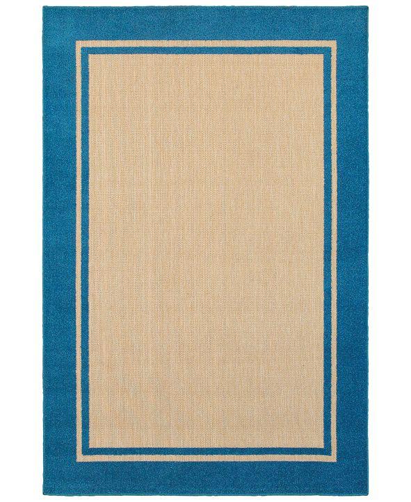 """Oriental Weavers Cayman 5594 5'3"""" x 7'6"""" Indoor/Outdoor Area Rug"""