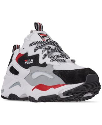 Fila Boys' Ray Tracer Casual Sneakers