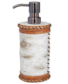 Hautman Brothers White Birch Lotion Pump