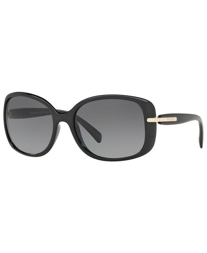 Prada - Polarized Sunglasses, PR 08OS