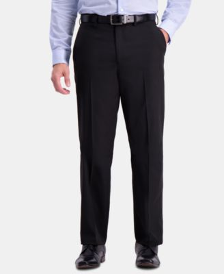 Men's Active Series Herringbone Classic-Fit Suit Separate Pants