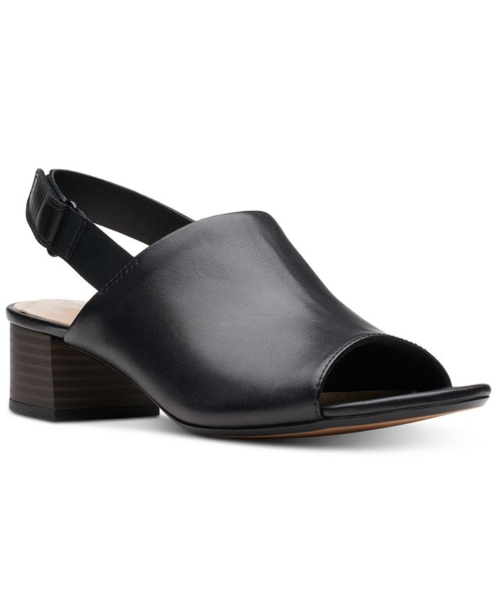 Clarks - Women's Elisa Lyndsey Slingback Sandals