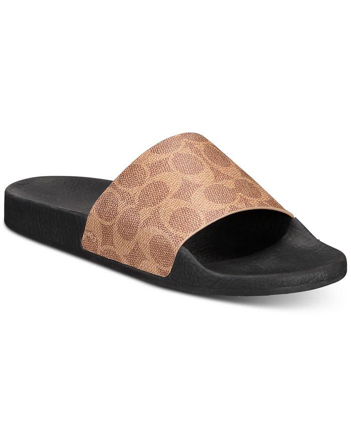 COACH - Udele Sport Slide Sandals