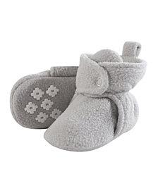 Little Treasure Baby Fleece Booties