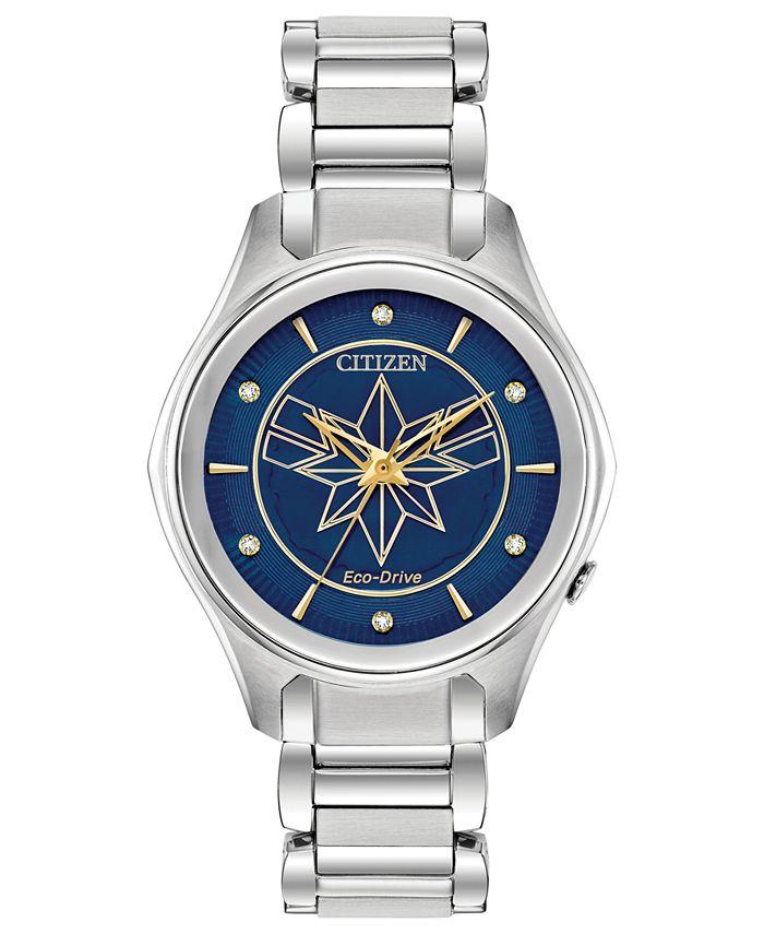Citizen - Women's Stainless Steel Bracelet Watch 37mm