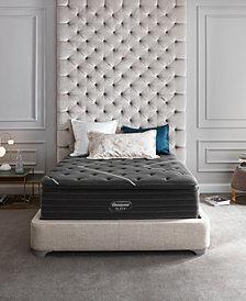 """Beautyrest Black K-Class 18"""" Ultra Plush Pillow Top Mattress Set- King"""