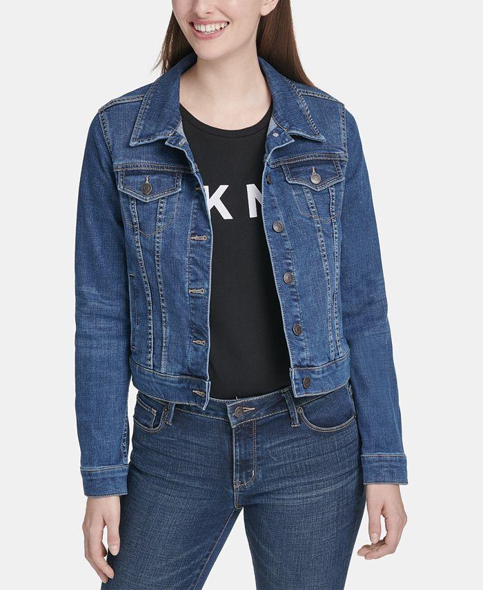 DKNY - Denim Trucker Jacket