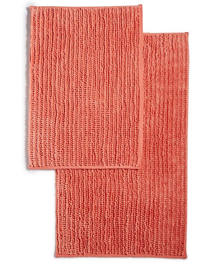 Martha Stewart Collection - 2-Pc. Noodle Rug Set