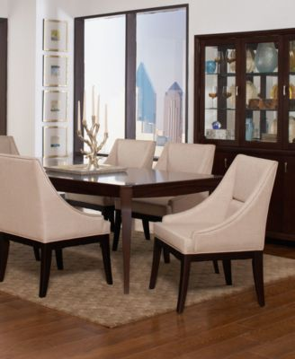 martha stewart dining room furniture larousse 5 piece set table