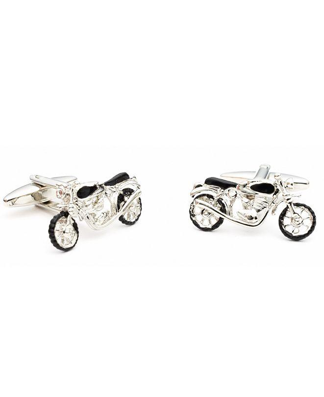 Cufflinks Inc. Vintage Motorcycle Cufflinks