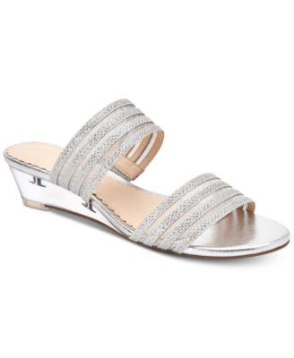Charter Club Graceyy Wedge Sandals
