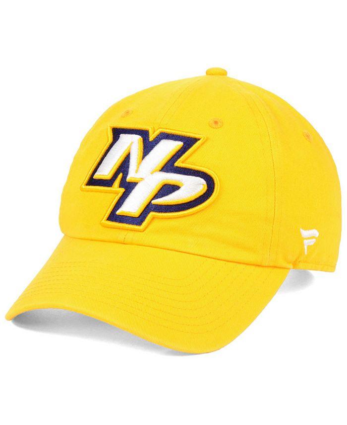 Authentic NHL Headwear - Fan Relaxed Strapback Cap