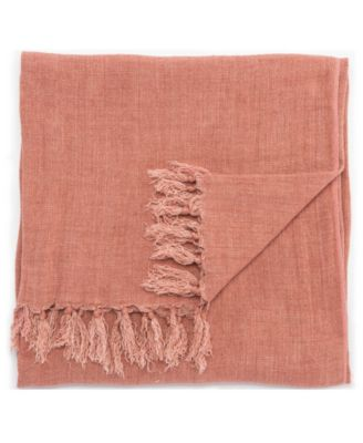 """Lisabet Solid Throw 51"""" X 67"""""""