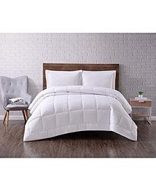 Truly Soft Seersucker Twin/Twin XL Down Alternative Comforter