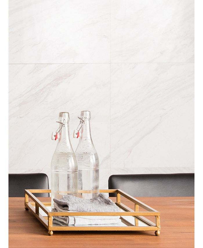 Moe's Home Collection - GRID TRAY RECTANGLE SET OF TWO