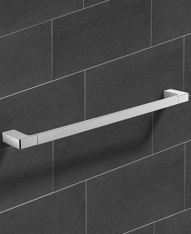 "Nameeks General Hotel 24"" Chrome Towel Bar"