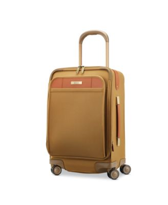 """Ratio Classic Deluxe 2 Global 20"""" Softside Carry-On Spinner"""