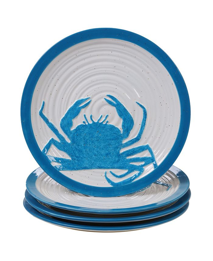 Certified International - Natural 4pc Dinner Plate