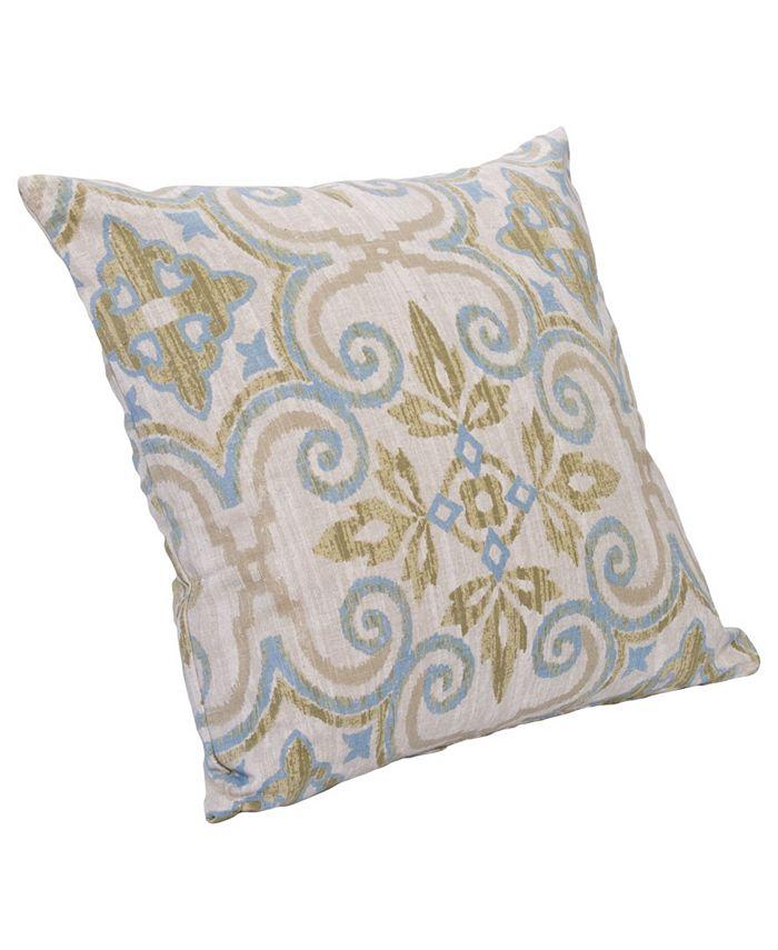 Siscovers Sumatra Citron 26 Designer, Michael Kors Bedding Sumatra Comforter Sets